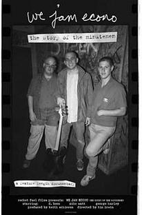 We Jam Econo: The Story of the Minutemen - Poster / Capa / Cartaz - Oficial 1