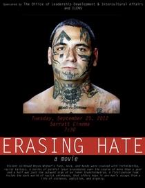 Erasing Hate - Poster / Capa / Cartaz - Oficial 1
