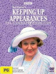 Keeping Up Appearances - Poster / Capa / Cartaz - Oficial 1