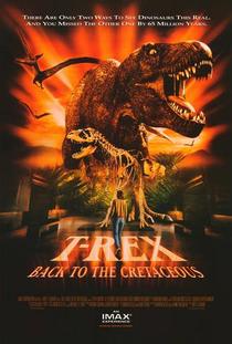 T-Rex: A Era dos Dinossauros  - Poster / Capa / Cartaz - Oficial 1