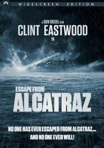 Alcatraz - Fuga Impossível - Poster / Capa / Cartaz - Oficial 4