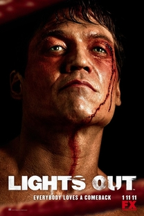 Lights Out (1ª Temporada) - Poster / Capa / Cartaz - Oficial 1