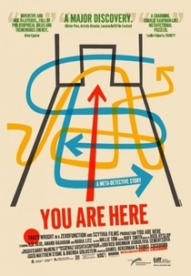 You Are Here - Poster / Capa / Cartaz - Oficial 1