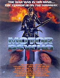 Motor Psycho - O Exterminador Implacável - Poster / Capa / Cartaz - Oficial 1
