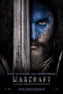 Warcraft: O Primeiro Encontro de Dois Mundos - Poster / Capa / Cartaz - Oficial 14