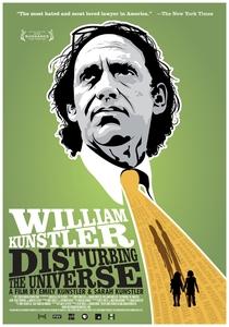 William Kunstler:Pertubando o Universo - Poster / Capa / Cartaz - Oficial 1