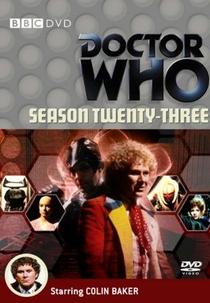 Doctor Who (23ª Temporada) - Série Clássica - Poster / Capa / Cartaz - Oficial 1