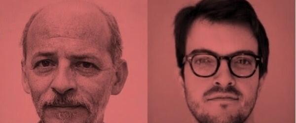 Rodrigo Teixeira conversa com Lourenço Mutarelli nessa quinta-feira