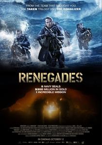 Renegados - Poster / Capa / Cartaz - Oficial 2