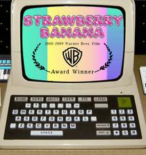 Strawberry-Banana - Poster / Capa / Cartaz - Oficial 1