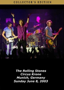 Rolling Stones - Circus Krone 2003 - Poster / Capa / Cartaz - Oficial 1