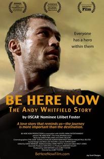 A História de Andy Whitfield - Poster / Capa / Cartaz - Oficial 1