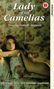 A Dama das Camélias - Poster / Capa / Cartaz - Oficial 3
