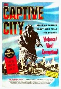 Cidade Cativa - Poster / Capa / Cartaz - Oficial 3