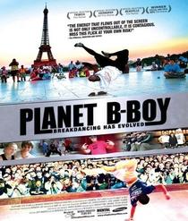Planet B-Boy - Poster / Capa / Cartaz - Oficial 1