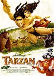 Tarzan - Poster / Capa / Cartaz - Oficial 5