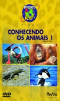 Discovery Kids Video - Conhecendo Os Animais 1 - Poster / Capa / Cartaz - Oficial 1