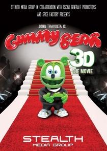 Gummy Bear - The Movie - Poster / Capa / Cartaz - Oficial 1