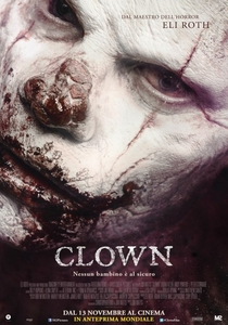 Clown - Poster / Capa / Cartaz - Oficial 1