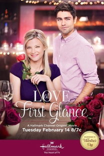 Love at First Glance - Poster / Capa / Cartaz - Oficial 1