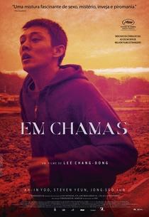 Em Chamas - Poster / Capa / Cartaz - Oficial 2