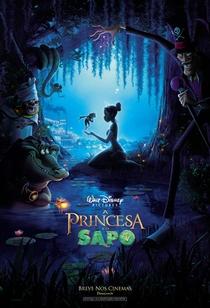 A Princesa e o Sapo - Poster / Capa / Cartaz - Oficial 1