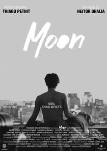 Moon - Poster / Capa / Cartaz - Oficial 1