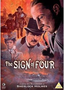 O Signo dos Quatro - Poster / Capa / Cartaz - Oficial 5