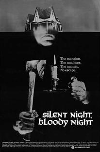 Noite de Sombras, Noite de Sangue - Poster / Capa / Cartaz - Oficial 1
