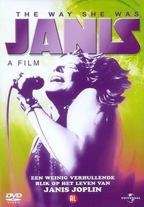 Janis - Poster / Capa / Cartaz - Oficial 1