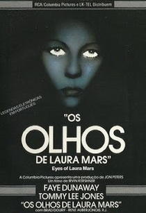 Os Olhos de Laura Mars - Poster / Capa / Cartaz - Oficial 14