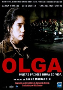 Olga - Poster / Capa / Cartaz - Oficial 4