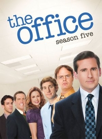 The Office (5ª Temporada) - Poster / Capa / Cartaz - Oficial 1