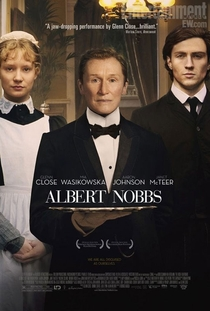 Albert Nobbs - Poster / Capa / Cartaz - Oficial 2