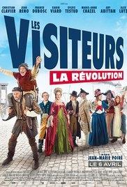 Os Visitantes - A Revolução - Poster / Capa / Cartaz - Oficial 1