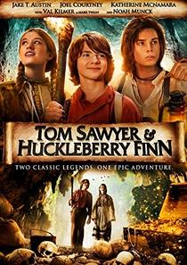 Tom Sawyer and Huckleberry Finn - Poster / Capa / Cartaz - Oficial 2