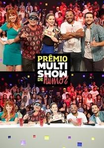 Prêmio Multishow de Humor (5ª Temporada) - Poster / Capa / Cartaz - Oficial 1