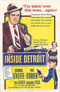 Criminosos de Detroit - Poster / Capa / Cartaz - Oficial 1