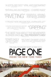 Primeira Página: Por Dentro do New York Times - Poster / Capa / Cartaz - Oficial 5