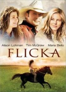 Flicka - Poster / Capa / Cartaz - Oficial 1