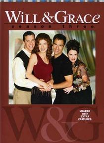 Will & Grace (3ª Temporada) - Poster / Capa / Cartaz - Oficial 1