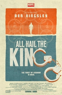 Curta Marvel: Todos Saúdem o Rei - Poster / Capa / Cartaz - Oficial 1