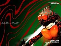 Kamen Rider Amazon - Poster / Capa / Cartaz - Oficial 2