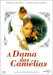 A Dama das Camélias - Poster / Capa / Cartaz - Oficial 4