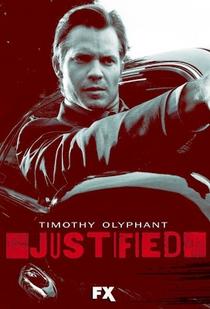 Justified (4ª Temporada) - Poster / Capa / Cartaz - Oficial 4