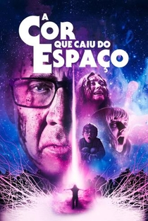 A Cor que Caiu do Espaço - Poster / Capa / Cartaz - Oficial 8
