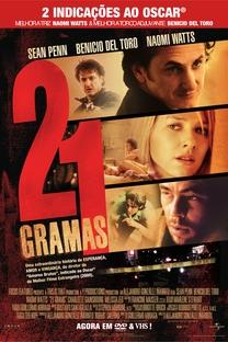 21 Gramas - Poster / Capa / Cartaz - Oficial 1