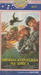 Minhas Aventuras na África - Poster / Capa / Cartaz - Oficial 2
