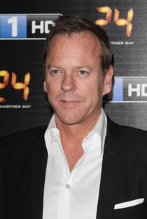 Kiefer Sutherland - Poster / Capa / Cartaz - Oficial 5