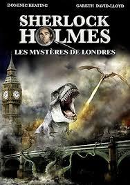 Sherlock Holmes - Poster / Capa / Cartaz - Oficial 2